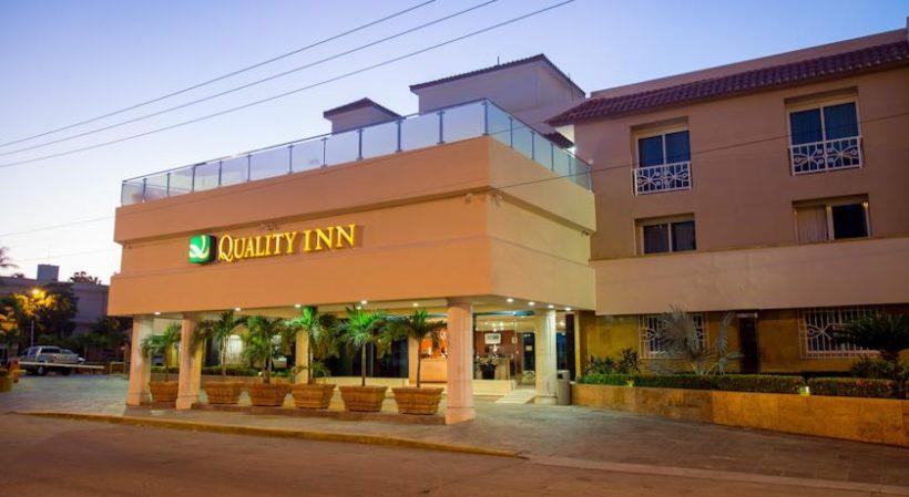 ofertas hotel quality inn mazatlan