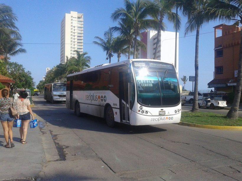 transporte urbano en mazatlan