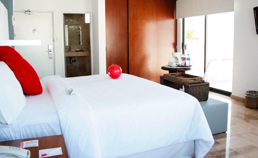 habitacion 1 cama