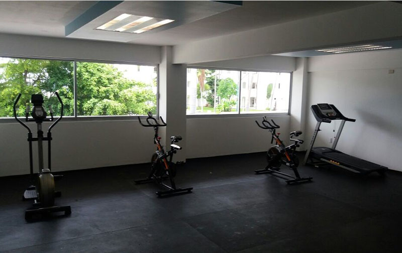 gym-hotel-playa-bonita-mazatlan
