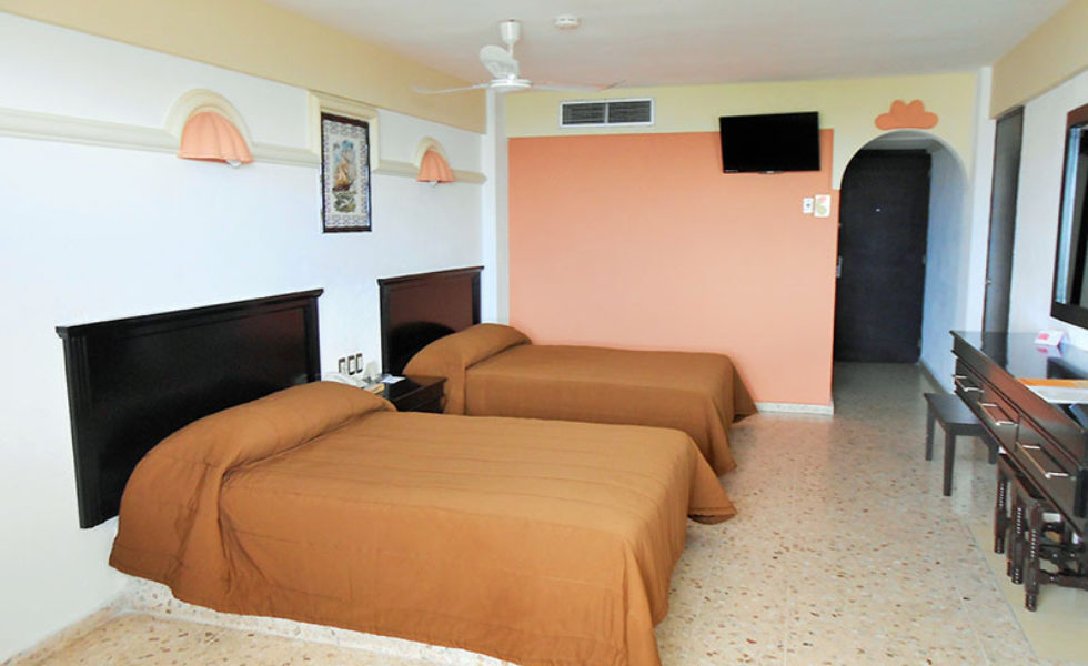 habitacion-estandard-doble-hotel-playa-bonita