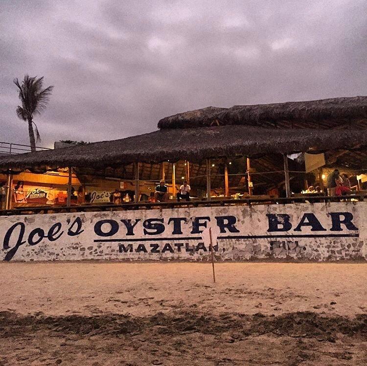 oyster bar mazatlan