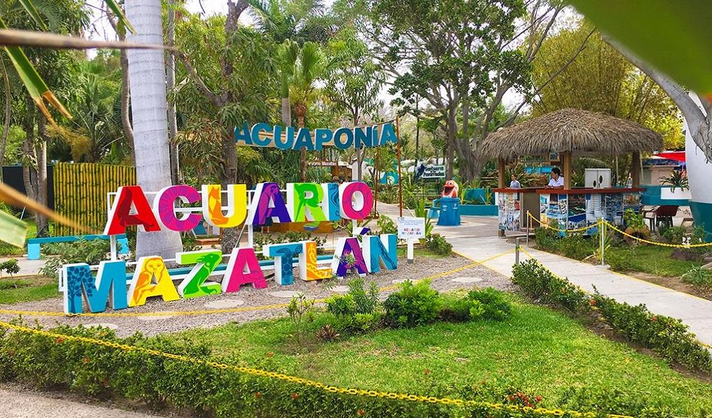 acuario mazatlan mexico